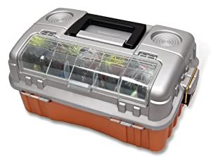 Plano 7603 Flip Sider Three Tray Tackle Box