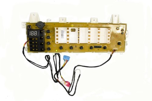 Lg Electronics Ebr73590801 Dryer Main Pcb Display Assembly front-544768