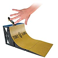 Tony Hawk Foundation Tech Deck Vert Ramps with Exclusive Board