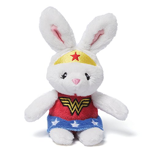 Baby Gund DC Comics Rattle Wonder Woman Anya - 1