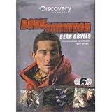 Bear Grylls Season Three 6 DVD Box Set