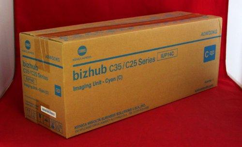 Konica Minolta NEW KONICA MINOLTA OEM A0WG0KG DRUM UNIT (CYAN) For BIZHUBC35 (Drum/Drum Kit) at Sears.com
