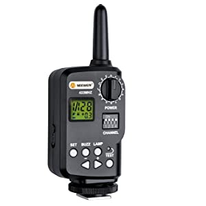 NEEWER® 433 MHz Wireless 16 CHANNEL Flash remote Trigger with receiver FOR TT850 SPEEDLITE