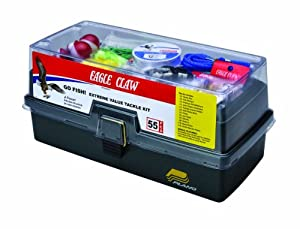 Eagle Claw Go Fish! Tackle Kit