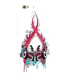 EPICCASE Effile Tower Mobile Back Case Cover For Gionee S6 (Designer Case)