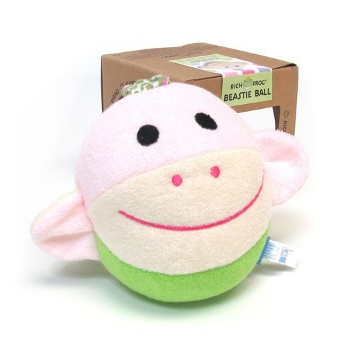 "Keekee Monkey Beastie Ball 5"" by Rich Frog"