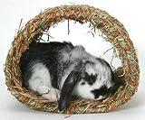 Peter's Woven Grass Hide-A-Way-Hut
