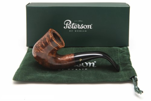 Peterson Shannon Briars 05 Fishtail Tobacco Pipe