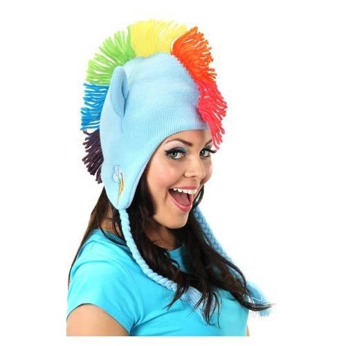 My Little Pony Rainbow Dash Knit Laplander