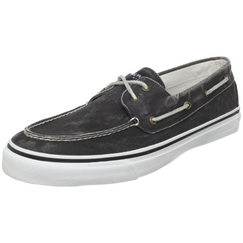 Sperry Top Sider Mocassino Bahama, colore nero, taglia 42 (8 UK)