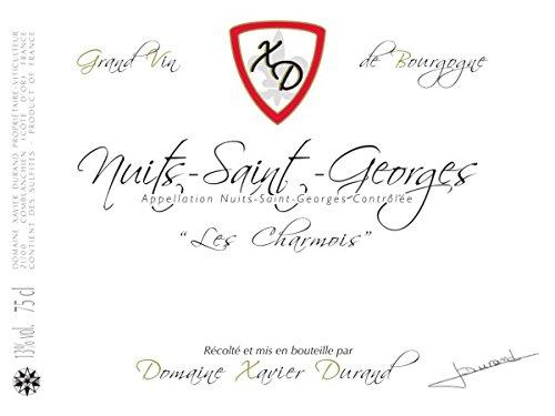 2011 Domaine Xavier Durand: Nuits-Saint-Georges Les Charmois 750 Ml