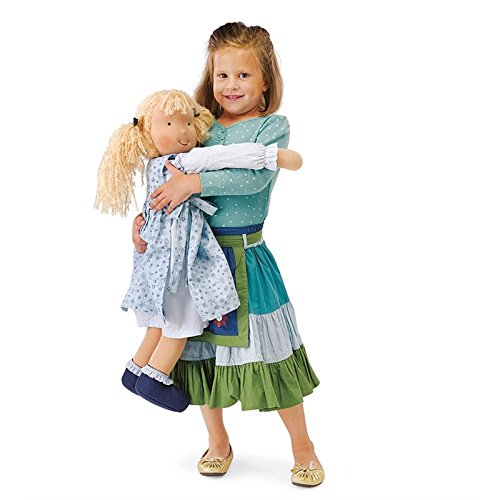 Kathe Kruse Heirloom-Quality It'S Me! Life-Size Waldorf Doll, In Sally front-682992
