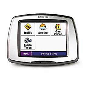 Garmin StreetPilot c580 3.5-Inch Portable GPS Navigator with MSN Direct