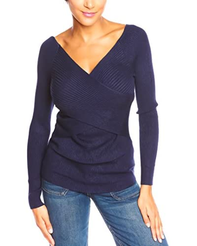 CHIC Jersey Armelle Azul Oscuro