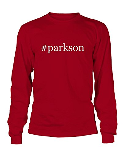 parkson-hashtag-mens-adult-long-sleeve-t-shirt-red-small