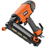 Factory-Reconditioned Ridgid ZRR250AFE 2-1/2 in. 15-Gauge 34 Degree Angled Finish Nailer