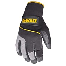 Dewalt DPG27L Tough Element Cold Weather Resistant Work Glove with 3-Inch Extended Cuff, Large