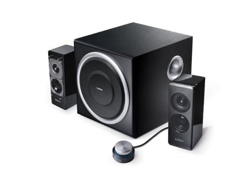 Edifier S330D Multimedia Speaker (Black)