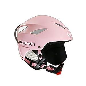 Black Canyon BC26170 Kinder Skihelm, pink, XXS (51-52 cm)