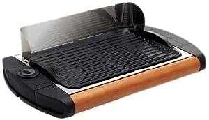 Lagrange 319301 Barbecue Grill Home® Plaque en fonte d'aluminium