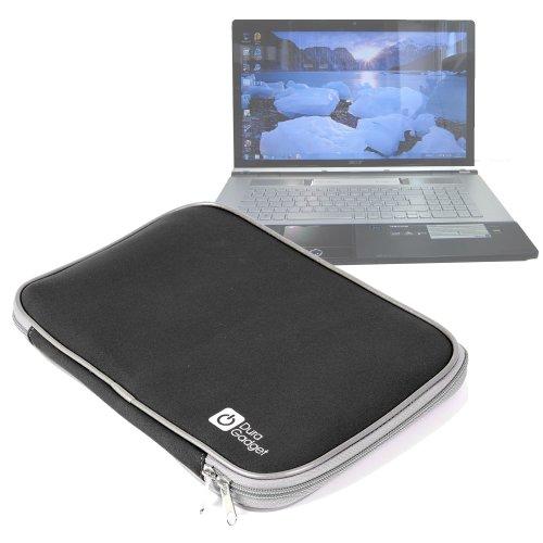 DURAGADGET Sprinkle Resistant Laptop Sleeve For Acer Aspire Ethos 18.4, Acer Aspire V3-571G & X73E