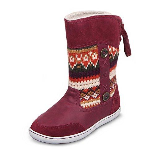 uovo-winter-snow-boot-renna-posteriore-lace-up-shoes-per-i-bambini-delle-ragazze-dei-bambini-eu-27-u
