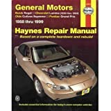GM: Regal, Lumina, Grand Prix, Cutlass Supreme '88'99 (Haynes Repair Manual)