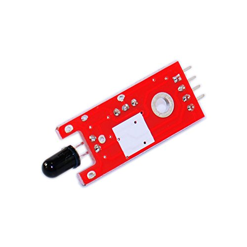 BOOOLE Flame Sensor Module For Arduino Compatible - DIY Maker Open Source