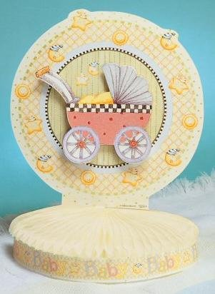 Cute Centerpieces For Baby Shower