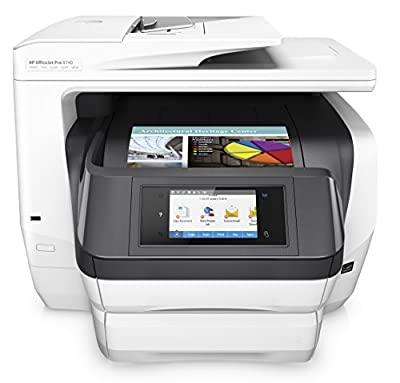HP OfficeJet Pro 8740 Wireless All-in-One Photo Printer with Mobile Printing (K7S42A)