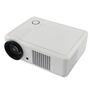 FULL HD Projector 1080P LED LAMP 2000 Lumens SUPPORT PS3 WII XBOX DVD 16: 9 and 4:3