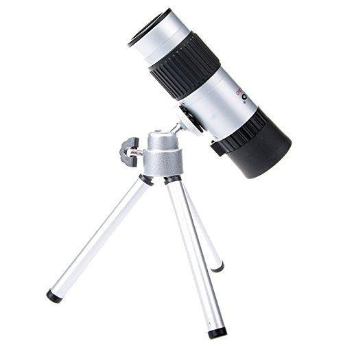 briday Power Zoom réglable 15-55x monoculaire télescope et trépied de qualité garantie
