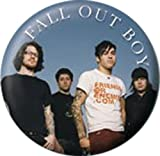 Official Merchandise Mini Button Badge - Fall Out Boy