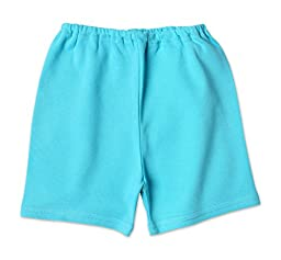 Zutano Baby Shorts - Pool - 6 Months