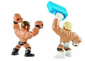 WWE Slam City - Dolph Ziggler VS Randy Orton 6cm Figures