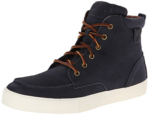 Polo Ralph Lauren Men's Tedd Oxford, Newport Navy, 11 D US