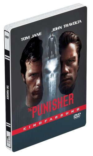Punisher, The (Kinofassung) - Steelbook Edition