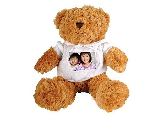 RitzPix Custom Teddy Bear roughly 7