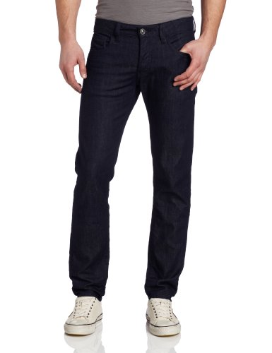 G-Star Raw - Mens Dexter Low Tapered Jeans in Rinsed, Size: 33W x 32L, Color: Rinsed
