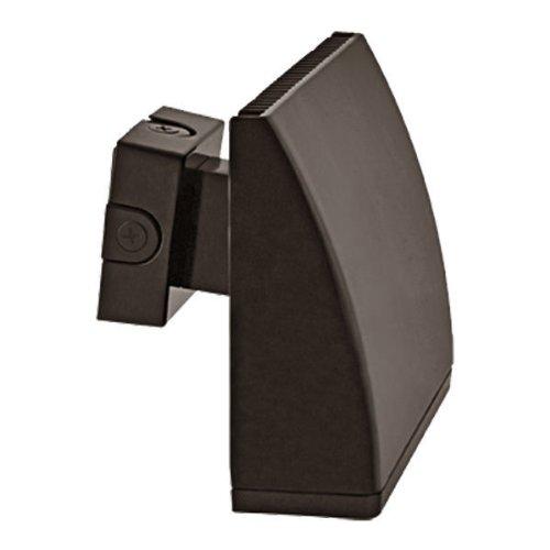 Led Cutoff Wall Pack - 8902 Lumens - 104 Watt - 400W Equal - 5100 Kelvin - Bronze Finish - 3 Cutoff Options - Rab Wpled104/Bl