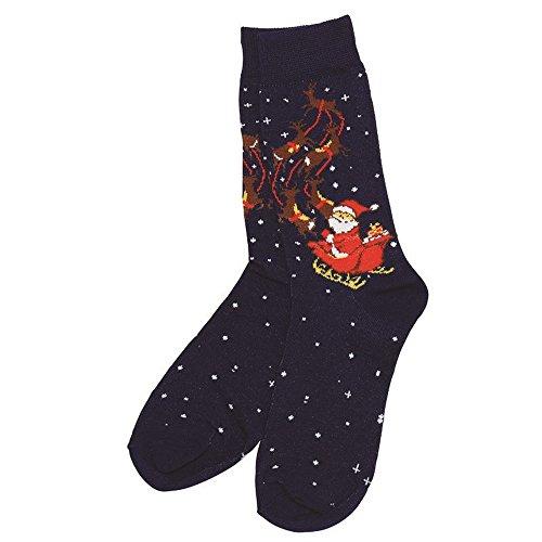 Christmas Shop - calzini di Natale - Unisex (Taglia unica) (Renna)