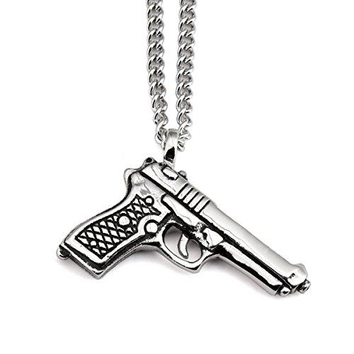 nyuk-nuovo-arrivo-da-uomo-tendenza-hip-hop-rap-pistola-ciondolo-collana-lega-colore-silver-cod-w-192