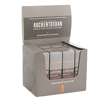 Auchentoshan 12 year old Single Malt Scotch Whisky 5cl Miniature - 12 Pack from Auchentoshan