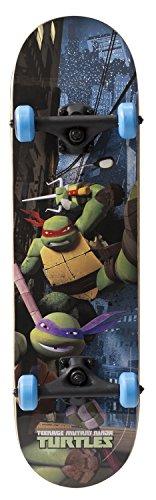 Teenage Mutant Ninja Turtles 28-Inch Complete Skateboard (Donatello)