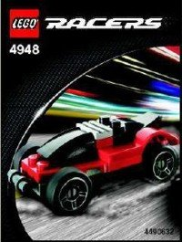 LEGO® 4948 - Red Racer (bagged)
