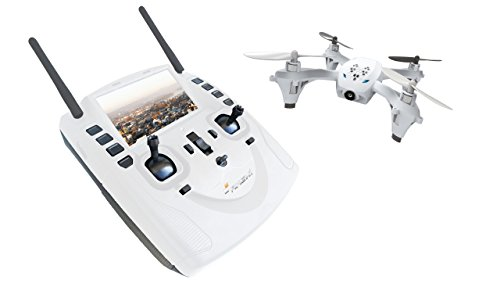 Drone FPV X-FOUR FPV LCD (Ecran intégré)