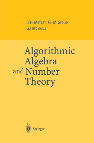 computational number theory research papers Algebra, algebraic computational number theory and cryptography irreducibility and deterministic r-th root finding over finite fields constructing r-th nonresidue over a finite field is a fundamental computational problem.