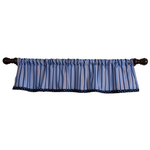 Bedtime Originals Sail Away Window Valance