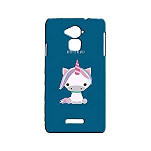 BLUEDIO Designer Printed Back case cover for Coolpad Note 3 - G6328