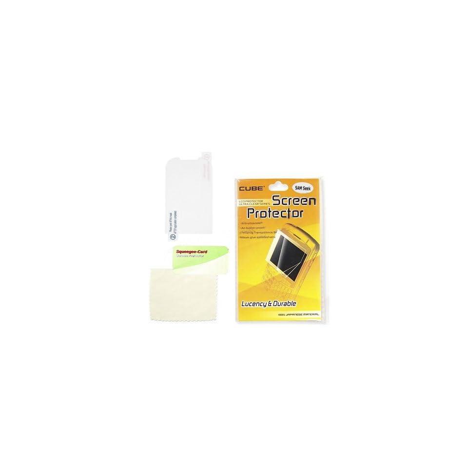 Premium   Motorola Droid 4 / XT897 Anti Glare Screen Protector   Clear   Durable   Perfect Fit Guaranteed